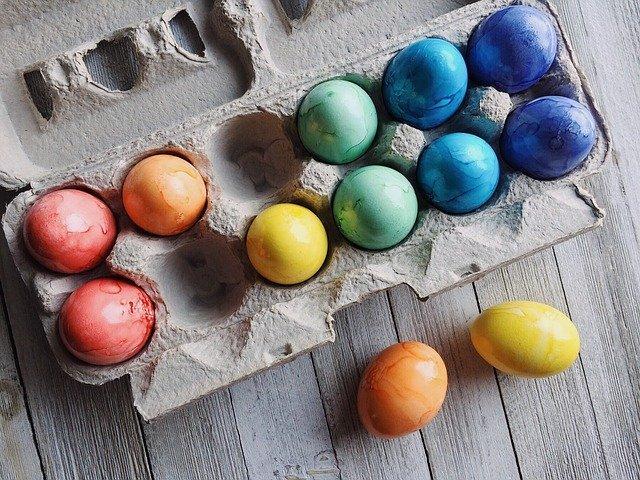 Não coloque todos os seus ovos num só cesto