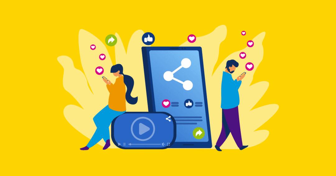 Como criar um conteúdo compartilhável