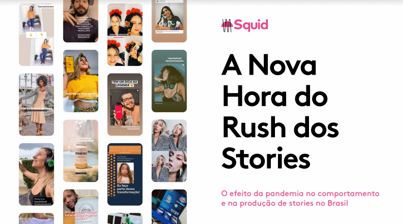 A Nova Hora do Rush dos Stories!