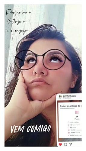 Instagram inflado Porque meu Instagram não engaja?